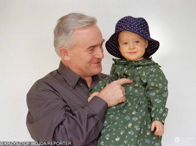 Wnuczka Leszka Millera w młodości