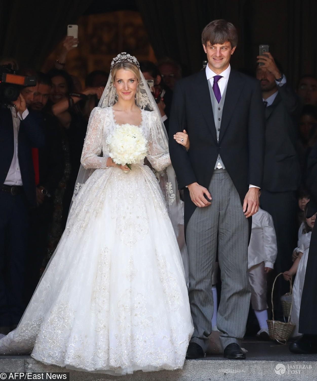 Książę Ernest August VI i księżna Jekaterina Małyszewa