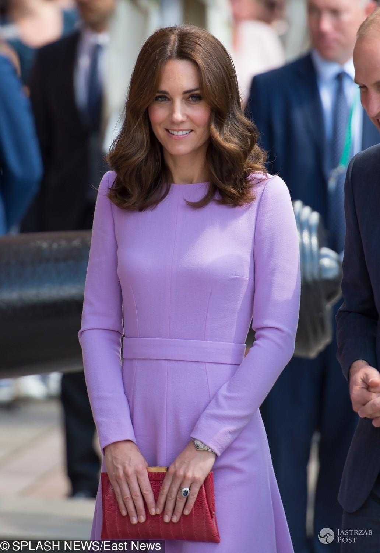 Księżna Kate nie rozdaje autografów