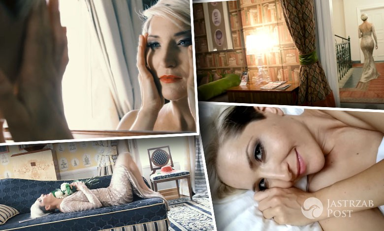 Magda Steczkowska nagrała teledysk do piosenki Maska