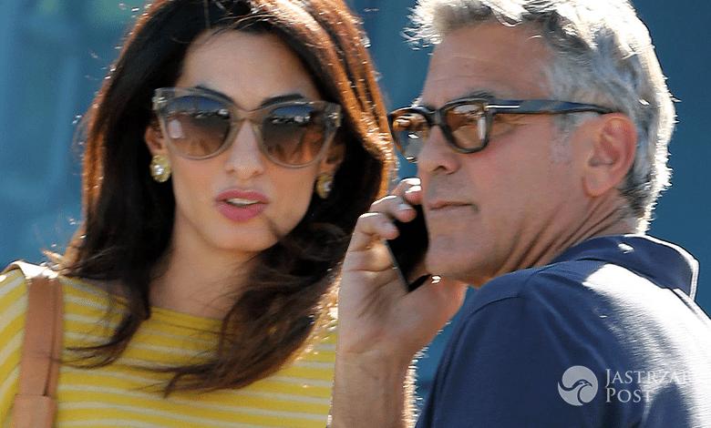 Amal Clooney i George rozstali się?