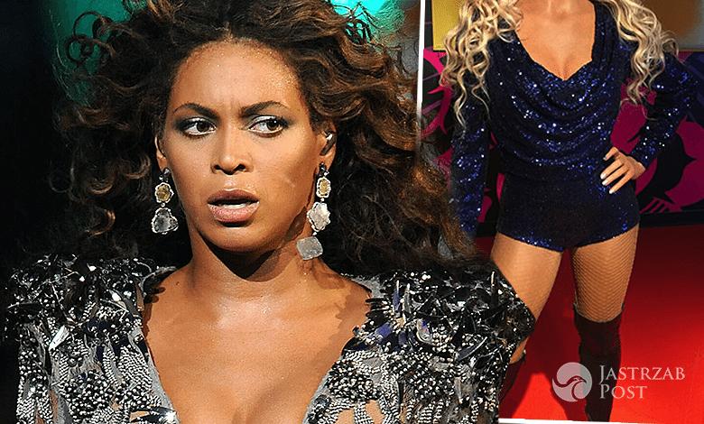 Beyonce figura woskowa wpadka