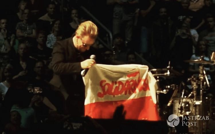 Bono z U2 o wolności w Polsce