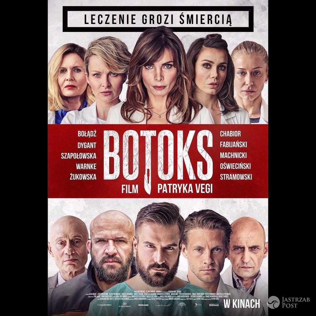 Botoks plakat promujący film