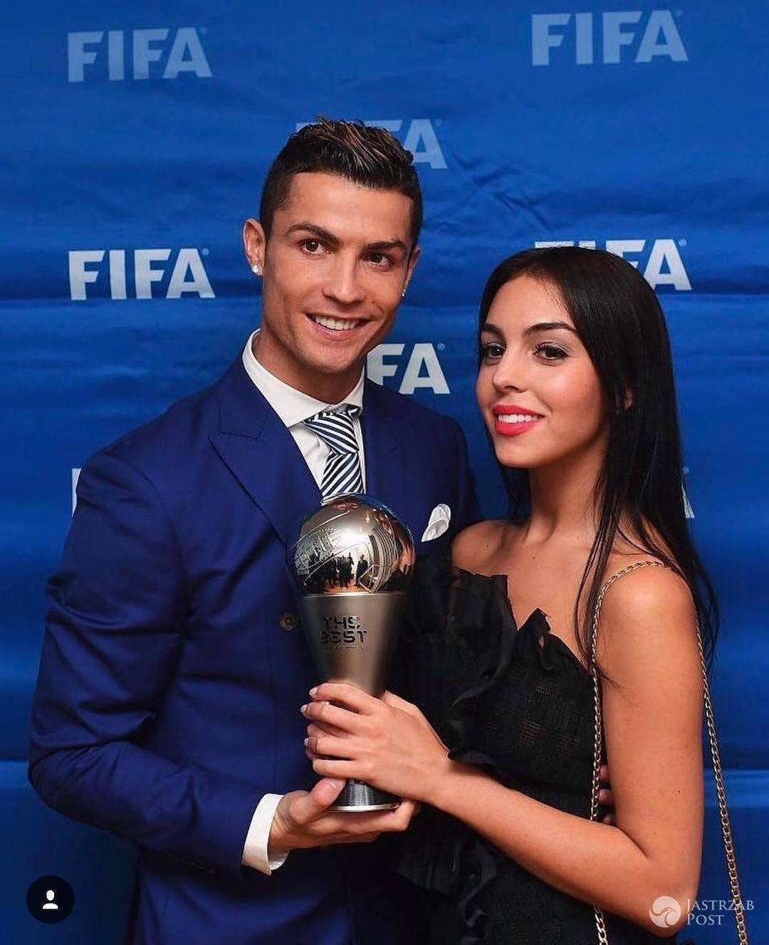 Cristiano Ronaldo i Georgini Rodriguez zostaną rodzicami