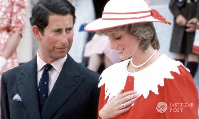 Księżna Diana i książę Karol tajemnice związku