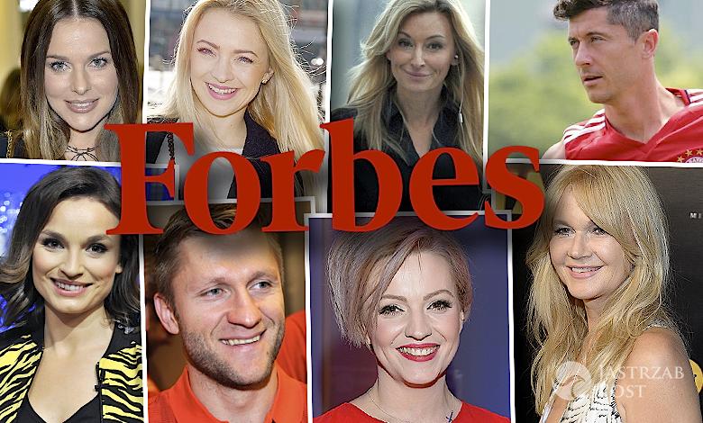 Forbes 25 najcenniejszych polskich gwiazd