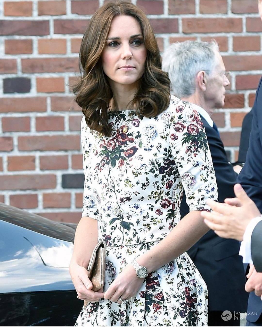Księżna Kate ma torebkę polskiej firmy
