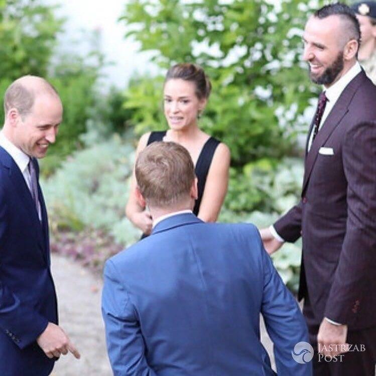Alicja Bachleda-Curuś i Marcin Gortat na urodzinach królowej Elżbiety II. Czy są parą?