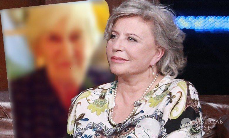 Krystyna Janda pochwaliła się mamą Zdzisławą