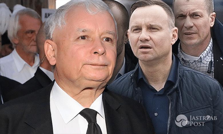 Andrzej Duda, Jarosław Kaczyński, ultimatum weto
