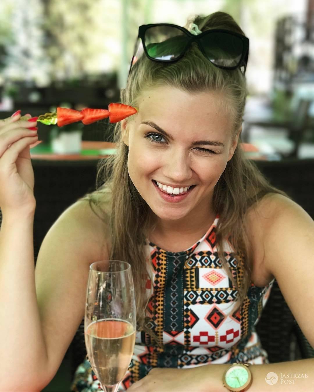 Agnieszka Kaczorowska świetuje 25 urodziny