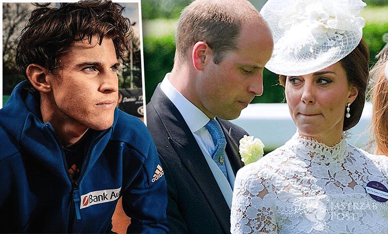 Księżna Kate i Dominic Thiem mają romans