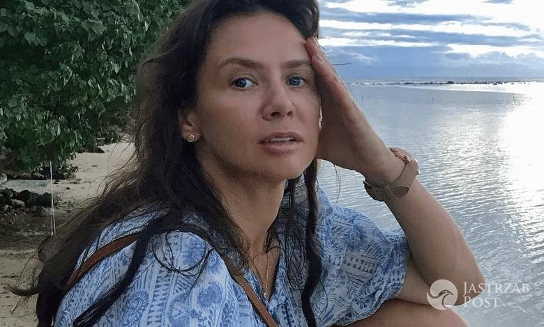 Kinga Rusin apeluje o dbanie o środowisko