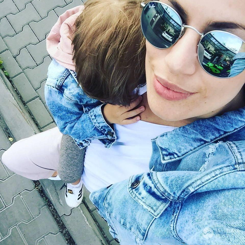 Ola Kisio pokazała syna na Instagramie