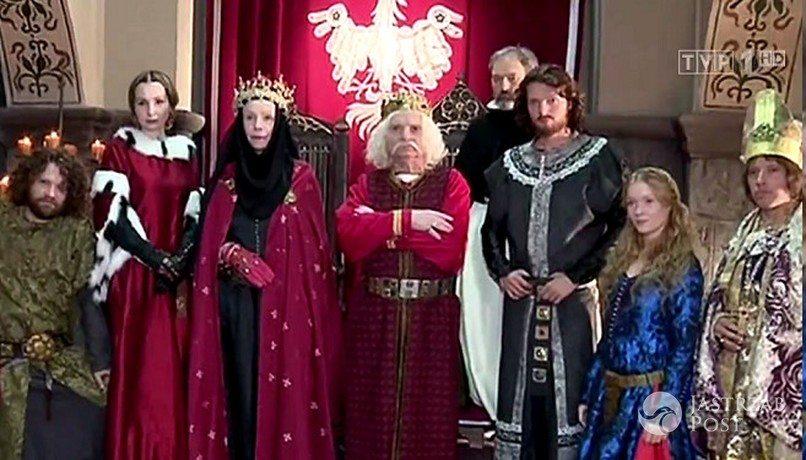 Korona królów - nowy historyczny serial TVP