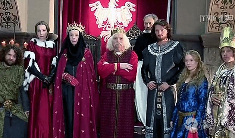 Korona Królów nowy serial TVP