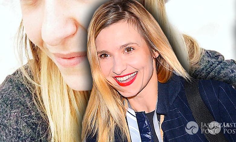 Joanna Koroniewska bez makijażu, zmarszczki i przebarwienia
