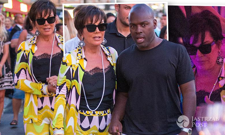 Kris Jenner na randce