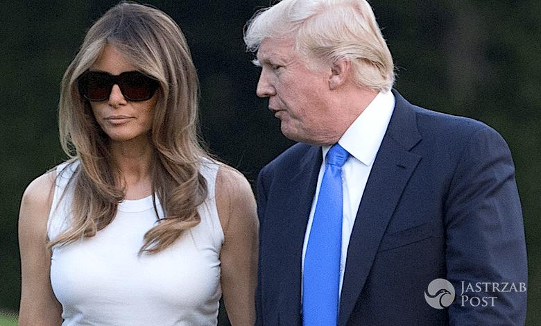 Melania Trump i Donald w Polsce - plan wizyty