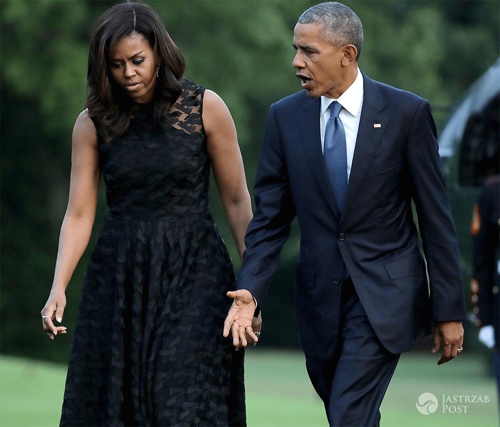 Barack Obama rozwiódł się z Michelle?