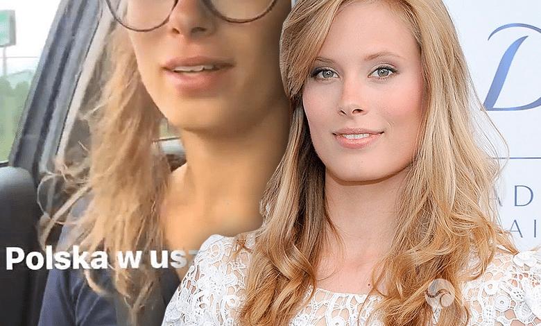 Julia Pietrucha bez makijażu