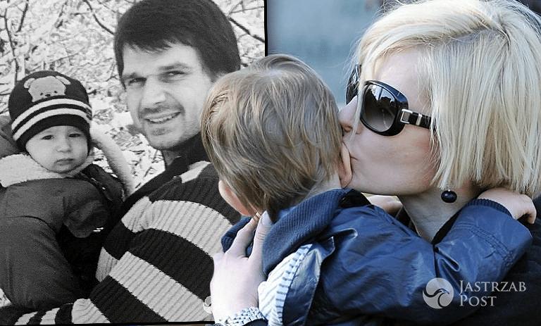 Joanna Racewicz, syn, Paweł Janeczek