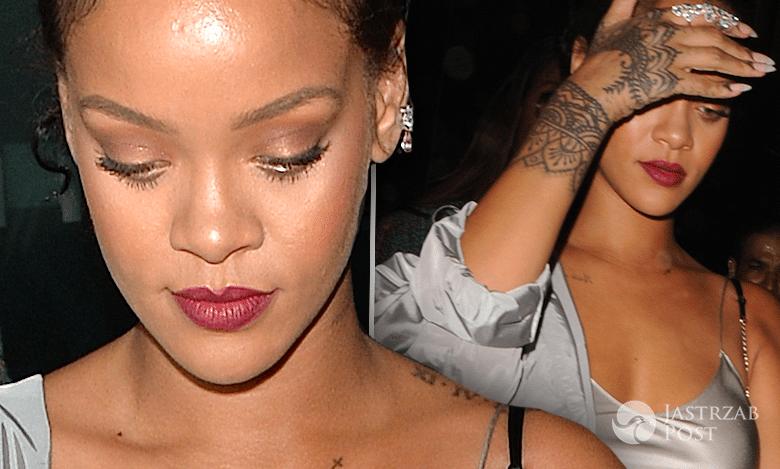 Rihanna nie przytyła