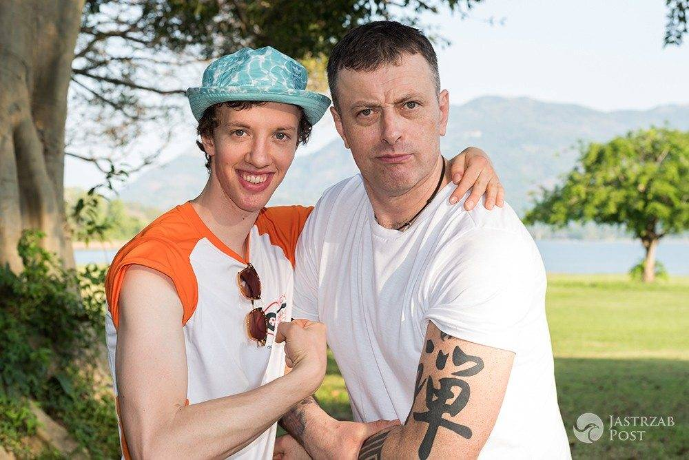 Azja Express 2 - Tymon Tymański i Lucas Hellmann