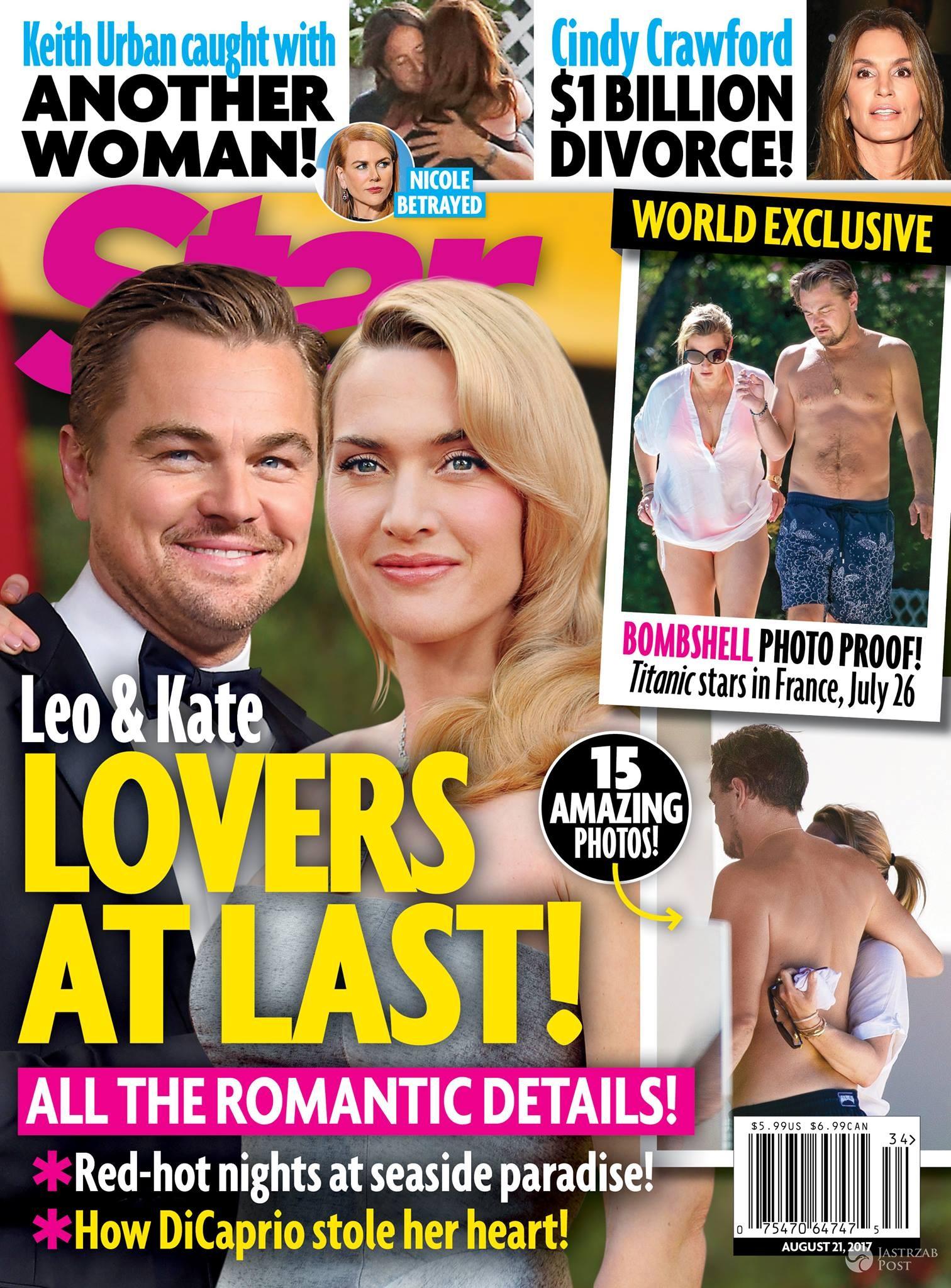Leonardo DiCaprio i Kate Winslet są parą?