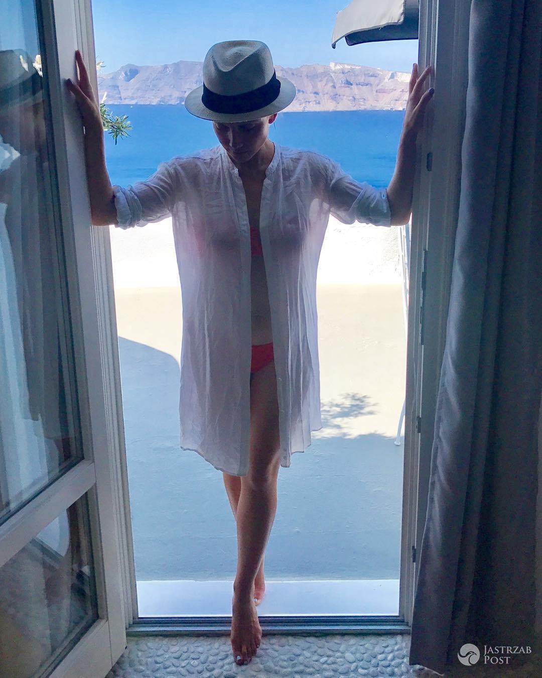 Katarzyna Zielińska w bikini