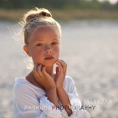 Magda Modra pochwaliła się córką. Mia Krupska to prawdziwa modelka