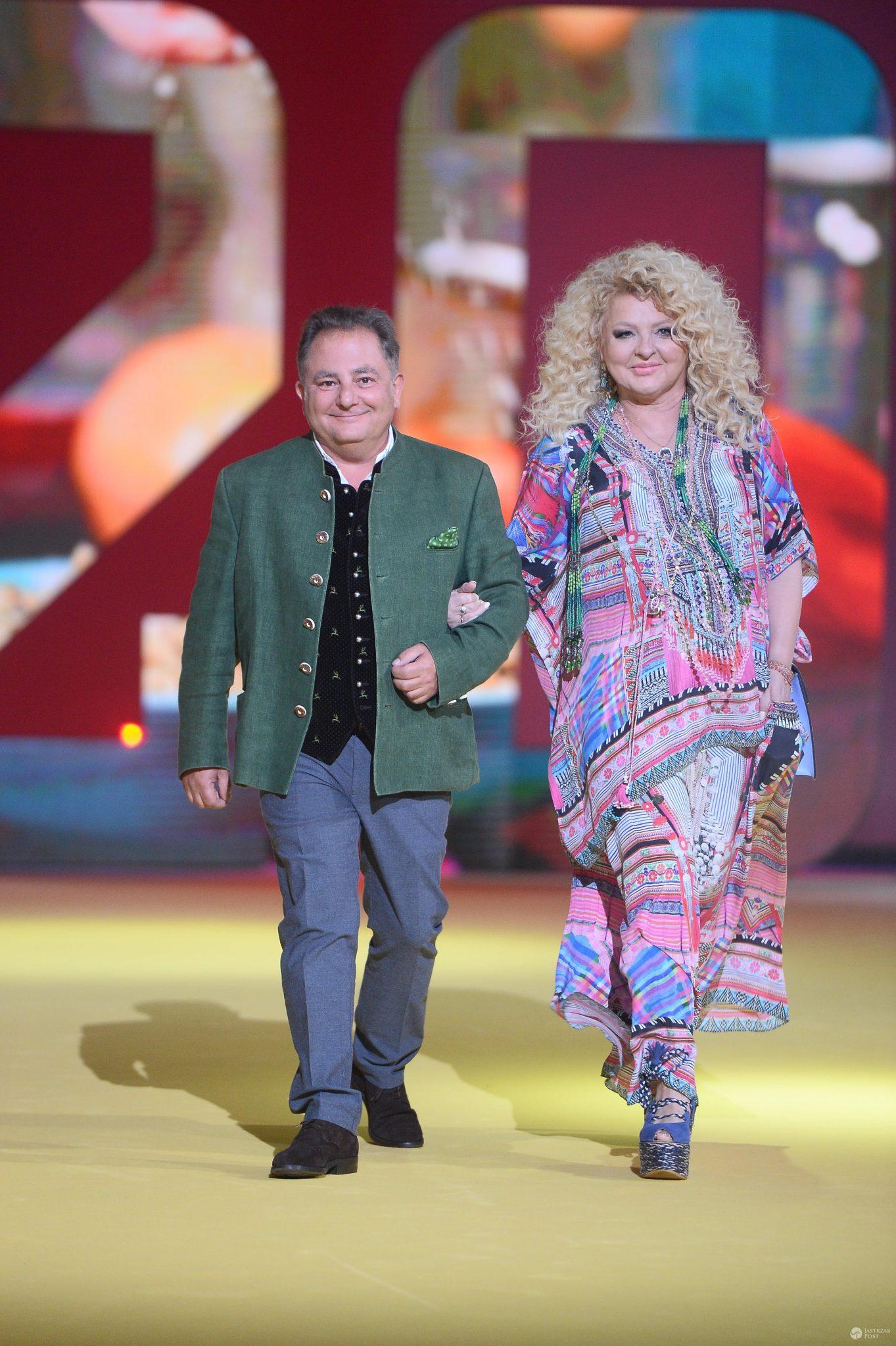 Magda Gessler i Robert Makłowicz - jesienna ramówka TVN 2017