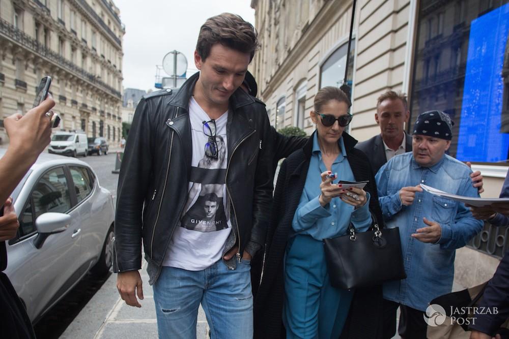Celine Dion i Pepe Munoz pod rękę na spacerze