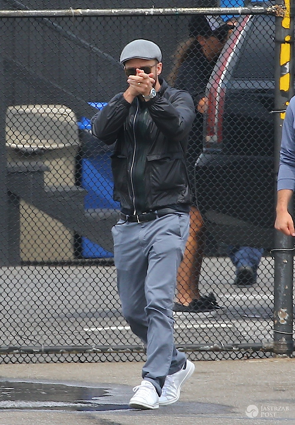 Justin Timberlake celuje w paparazzi