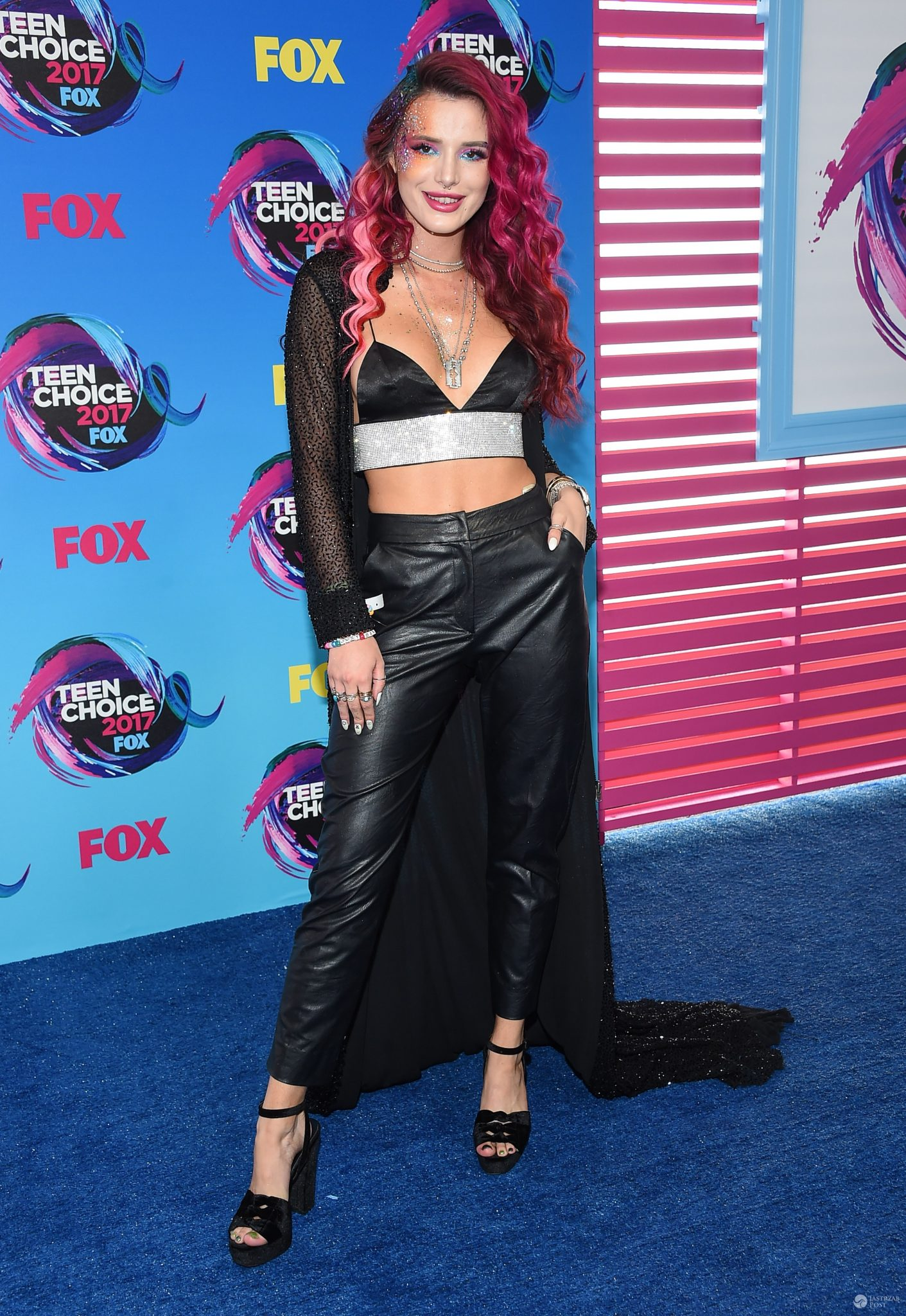 Bella Thorne - 2017 Teen Choice Awards