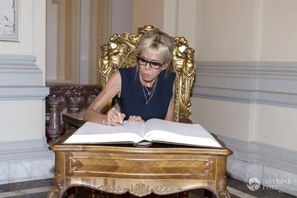 Brigitte Macron w Rumunii
