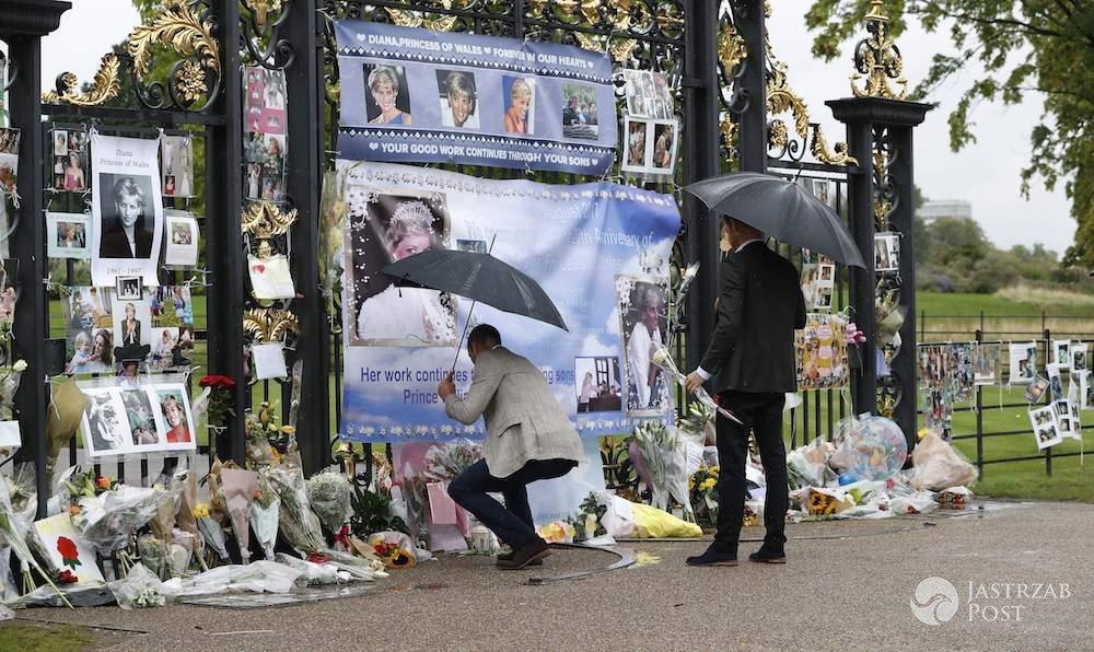Książe William i książę Harry świętują 20 rocznicę śmierci księżnej Diany