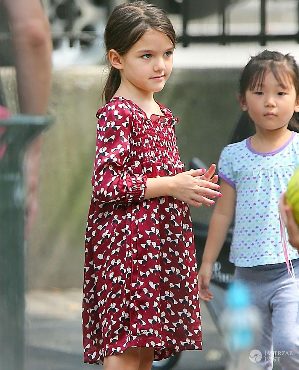 Suri Curise - córka Katie Holmes i Toma Cruise'a