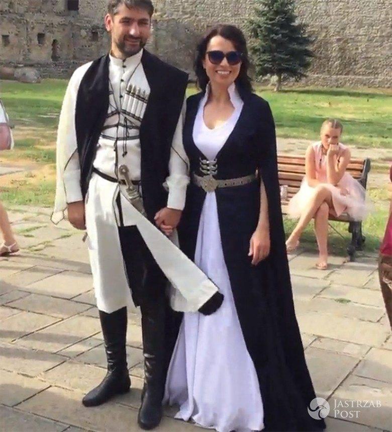 Katarzyna Pakosińska wzięła ślub z księciem