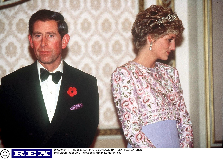 Księżna Diana w bieliźnie upokorzona przez Karola. Co
