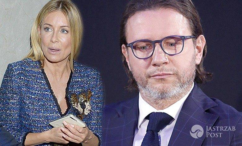 Małgorzata Rozenek i Radosław Majdan