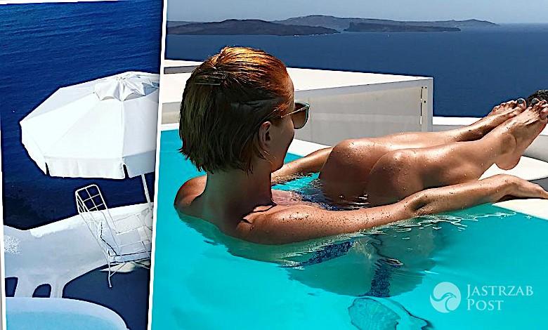 Katarzyna Zielińska wakacje