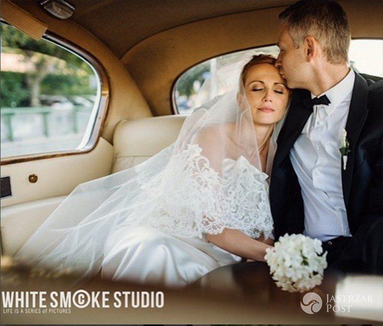 Katarzyna Zielińska pochwaliła się zdjęciem z mężem z okazji rocznicy