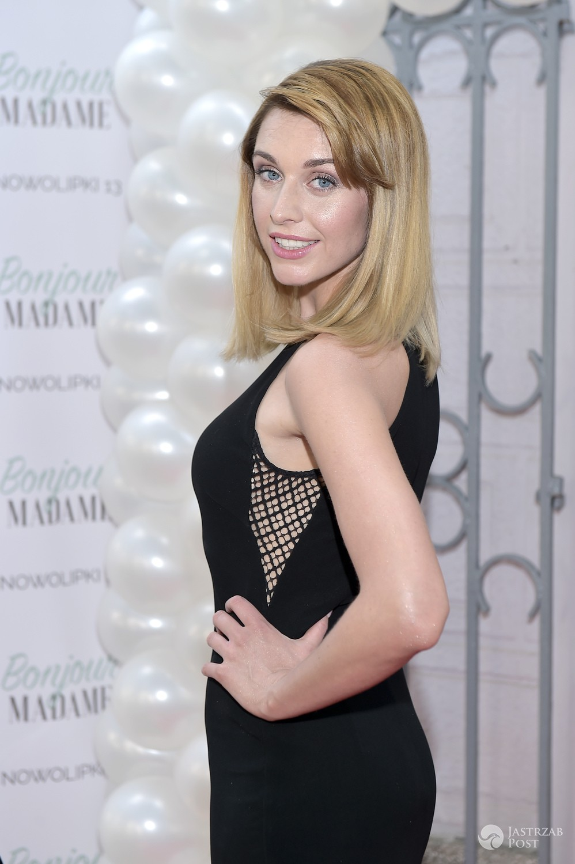 Julia Kamińska otworzyła własny salon fryzjerski