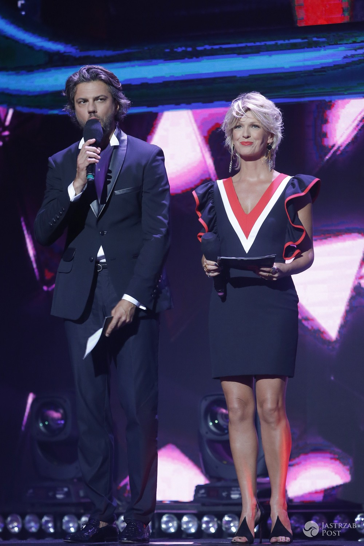 Magda Mołek na festiwalu w Sopocie 2017 Top of the Top