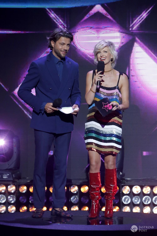 Magda Mołek i Olivier Janiak - festiwal w Sopocie 2017