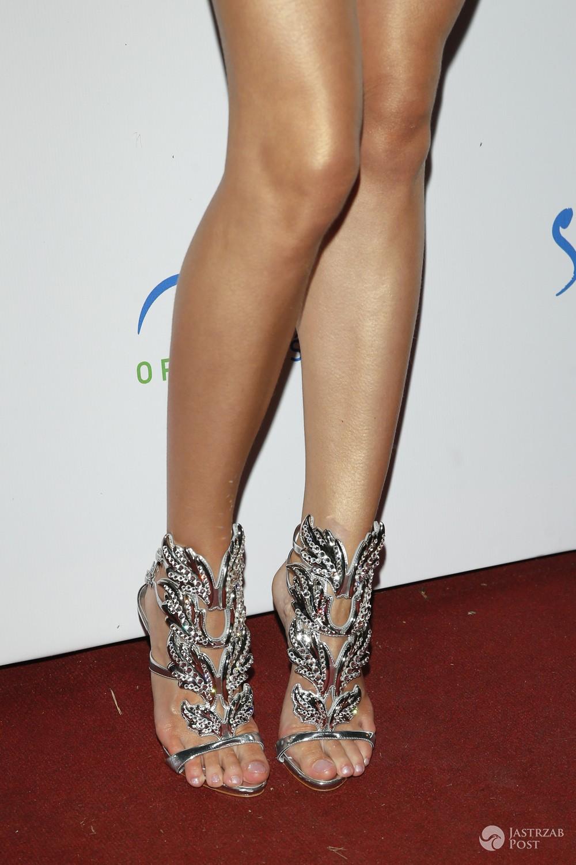 Buty Alicji Ruchały na festiwalu w Sopocie