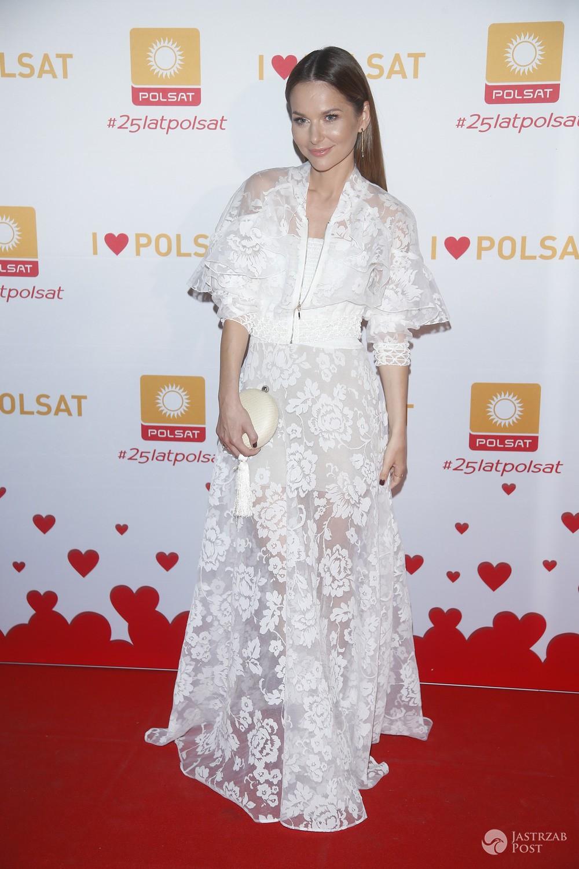 Paulina Sykut - konferencja jesiennej ramówki Polsatu 2017