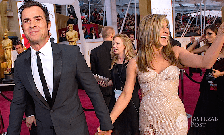 Jennifer Aniston i Justin Theroux ślub